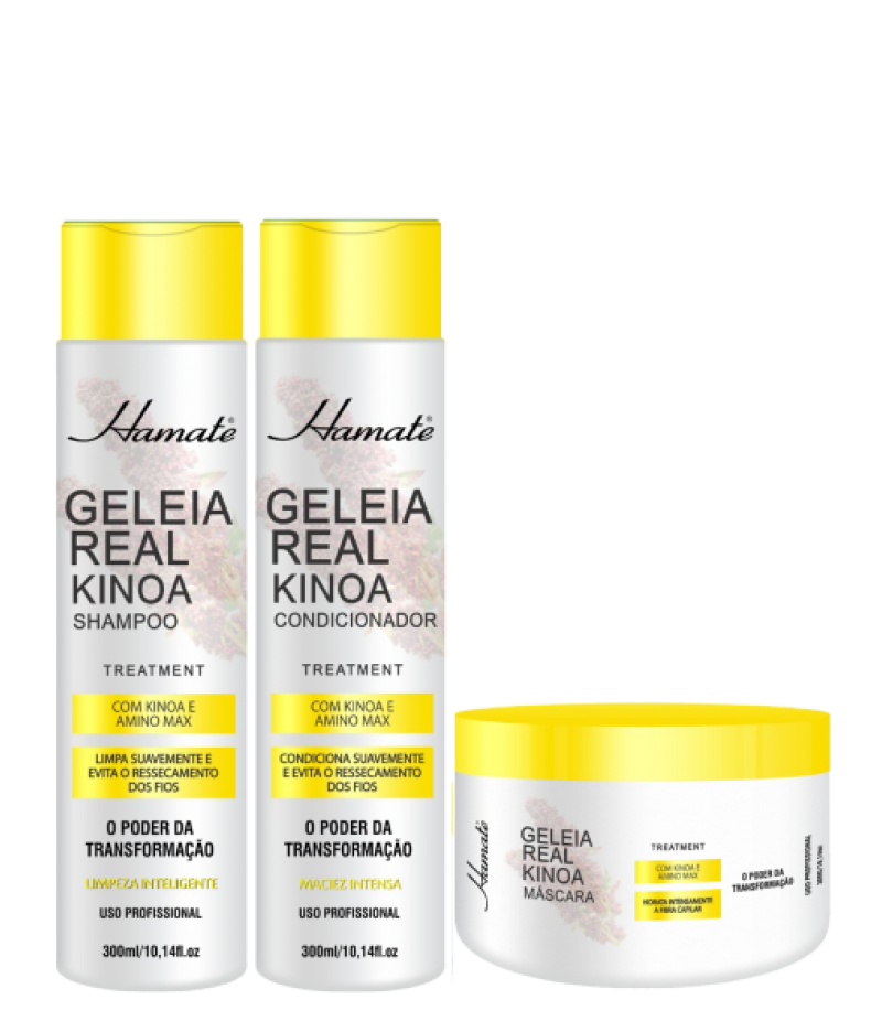 KIT KINOA TREATMENT 300ML