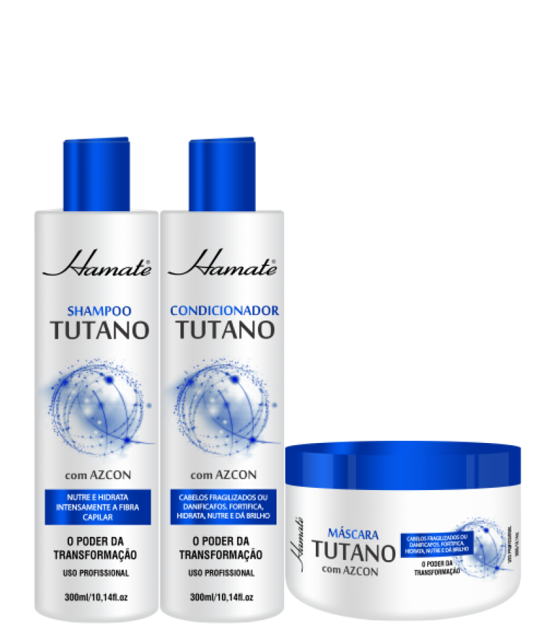 KIT TUTANO 300ML